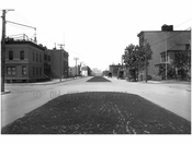 looking west on 44th Drive from 23rd Street 1914