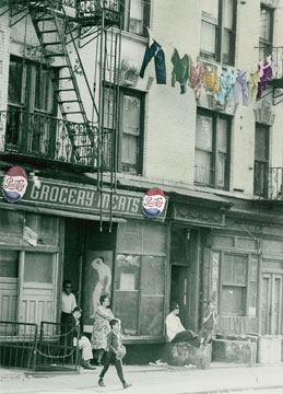 Lower East Side Bodega 1969