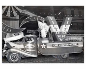 Luna Park coney island WWII Victory Float 1941 Brooklyn NY