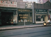 M.C. O'Brien Real Estate, 1184 Flatbush Avenue, 1950