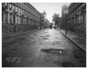 Madison Avenue & unknown crosstreet- Upper East Side -  Manhattan NYC 1915