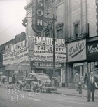 Madison Theater, 5428 Myrtle Ave., Ridgewood, c.1948