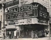 Majestic Theater, 651 Fulton Street, 1939
