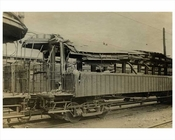 Malbone St. Train Wreck 1918  (10) Flatbush - Brooklyn NY