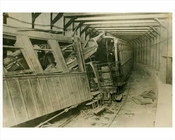 Malbone St. Train Wreck 1918  (3) Flatbush - Brooklyn NY