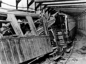 Malbone Street Wreck, renamed Empire Blvd, worst rapid transit wreck in world for 80+ years, 1918