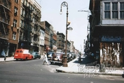 Manhattan Avenue, north from McKibbin Street, 1951