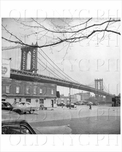Manhattan Bridge from A