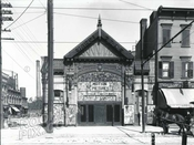 Mardi Gras Theater, Nostrand Avenue, Flatbush, c.1915