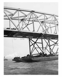 Marine Parkway Bridge - under construction - 1936 Queens, NY