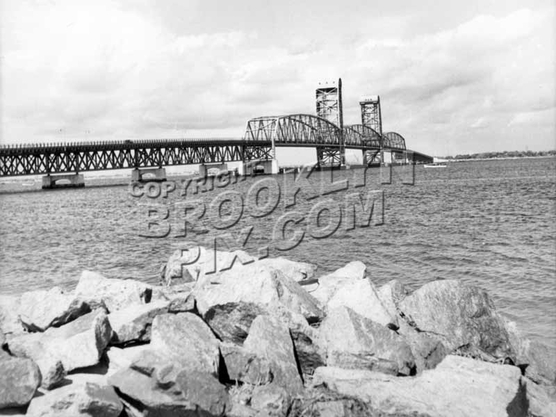 Marine Parkway (Gil Hodges) Bridge between the Rockaways and Brooklyn, 1938