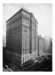Mc Alpin Hotel & Broadway South of 34th Street