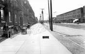 McDonald Avenue looking south to Avenue C, 1929