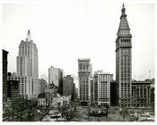 Metropolitan & Life Bldg & Tower 1928