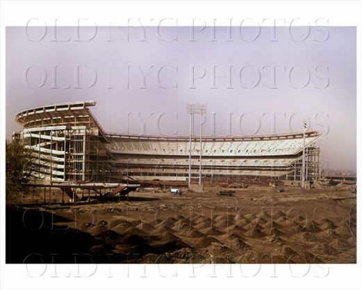 Mets Shea Stadium Queens 1960s