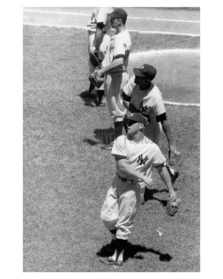 Mickey Mantle 1957 Images And Photography At Old NYC Photos