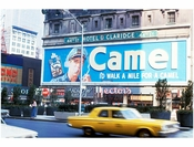 Midtown Camel billboard