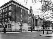 Midwood High School, Glenwood Road at Bedford Avenue, 1940