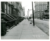 Montague Street 1916 - Brooklyn Heights - Brooklyn NY