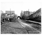 Montague Viaduct 1914 Brooklyn Heights - Brooklyn NY