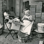 Mulberry Street, Little Italy, 1972