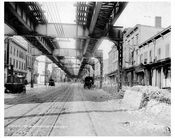 Myrtle Ave between Bedford Ave & Skillman 1918