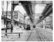 Myrtle Ave between Spencer & Walworth 1918