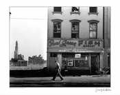 Myrtle Avenue Fort Greene Brooklyn 1961