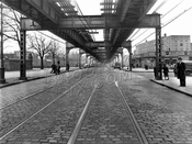 Myrtle Avenue west to North Portland Avenue, 1946