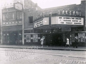 Nassau Theater, 88 Nassau Avenue, Greenpoint, late 1940s
