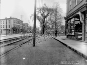 New Utecht Avenue looking north toward 59th Street, 1914