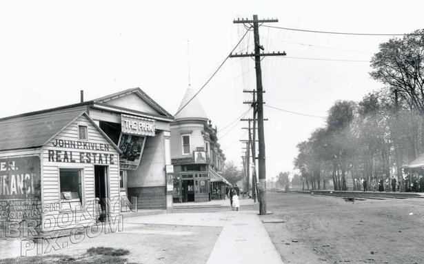 New Utrecht Avenue, north to 69th Street, 1914