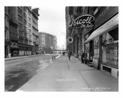 Nicoll the Tailor' Broadway - Midtown Manhattan - NY 1914