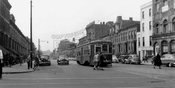Ninth Street northwest from Seventh Avenue, c.1950
