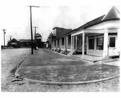 North side of Surf Ave, looking west from west 36th Street 1914