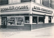 Northeast corner, Hot and Wyckoff Streets, 1948