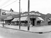 Northeast corner of Avenue C and McDonald Avenue, 1929