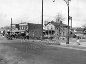 Northwest corner of Avenue M and East 17th Street, c.1930