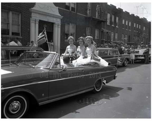 Norwegian Day Parade 1959
