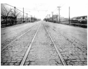 Ocean Ave  1924 - Looking South from Ave R