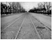 Ocean Ave  1924 - Looking SoUth from Ave T