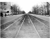 Ocean Ave Looking south from Ave K 1924