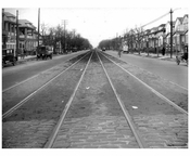 Ocean Ave Looking south from Ave M 1924