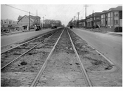 Ocean Ave Looking south from Ave N 1924