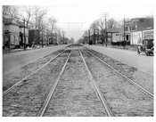 Ocean Ave Looking south from Ave O 1924