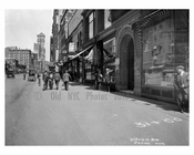 On Broadway looking in the distance at the Times Bldg - Midtown Manhattan - NY 1914