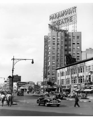 Paramount Theater Brooklyn