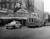 Paramount Theater - Dekalb & Flatbush 1951