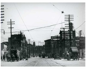 Park Avenue & 138th Street 1912 - Harlem Manhattan NYC