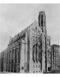 Park Avenue Baptist Church - Park Avenue & 64th Street